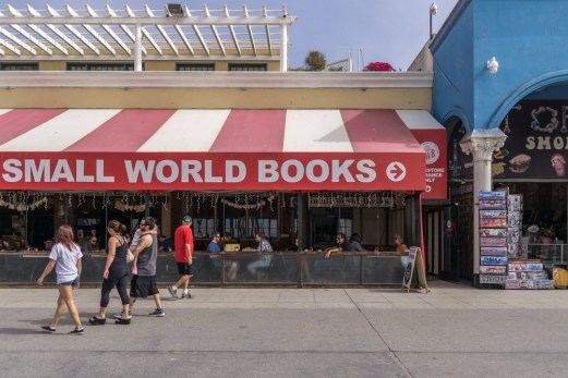 World Books Venice Beach Los Angeles Californie-5