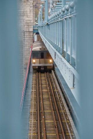 Philadelphie Franklin Bridge 5