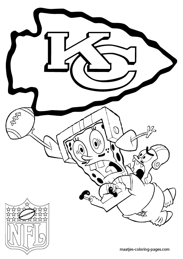 Chiefs Coloring Pages - Eskayalitim