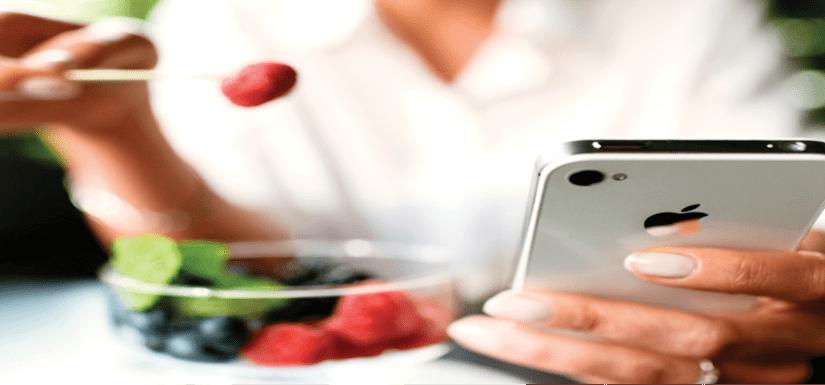 Les régimes amaigrissants online: à l'heure où smartphones et ordinateurs prennent la place des coachs alimentaires