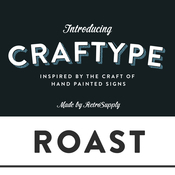 Creativemarket CraftType 3D Sign Painting Actions 21207 icon