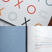 Oxo Font Family 11 Fonts icon