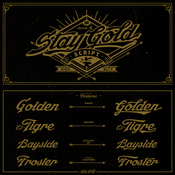 Stay Gold Font icon
