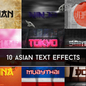 Creativemarket Asian Text Effects 246191 icon