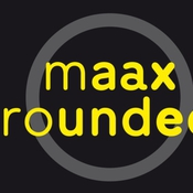 Maax Rounded Font Family 6 Fonts icon