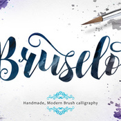 Creativemarket Bruselo 40percent off Plus Bonus 316581 icon