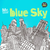 Creativemarket Handmade font Mr Blue Sky 311608 icon