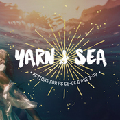 Creativemarket Yarn and Sea Action Collection 284756 icon