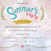 Creativemarket Summers Here 325840 icon
