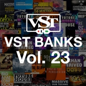 Latest vst banks vol 23 logo icon