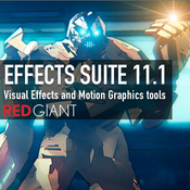 Red giant keying suite 11 logo icon