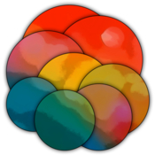 Color filters for photos icon