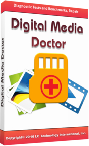 Digital media doctor 2016 professional icon