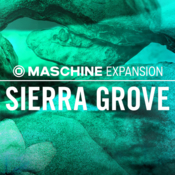 Native instruments maschine expansion sierra groove icon