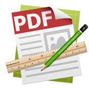 Wondershare pdf editor edit and enhance your pdfs icon