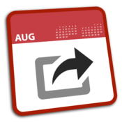 Export calendars pro convert ical events and reminders to excel csv icon