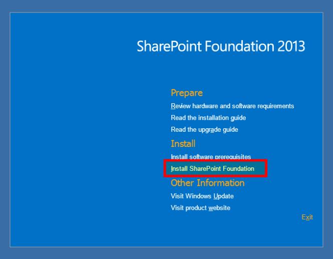04 Install Sharepoint