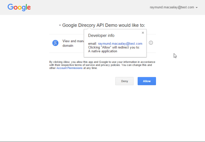 04 Oauth Permission