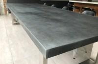 Contemporary Zinc Furniture - Zinc Tables - Zinc Top ...