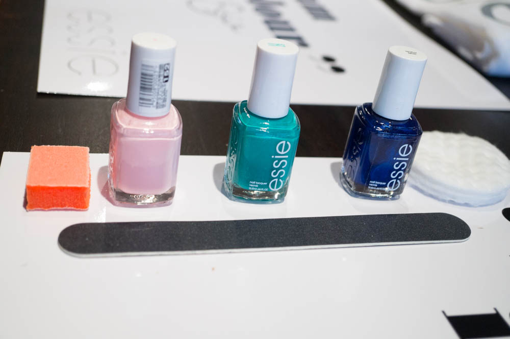 essie nail polish event-2