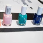Beauty & Food?! Essie DIY Nail Tutorial Event at Minami