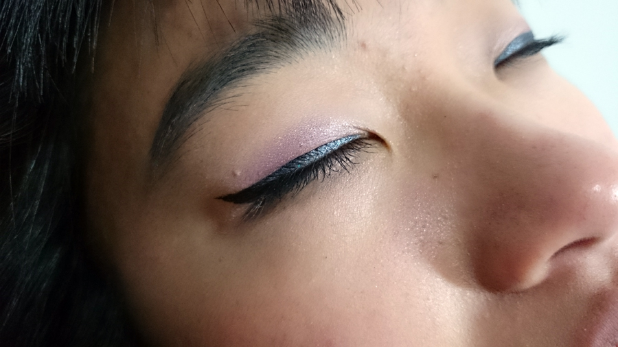kat von d tattoo liner closed eye