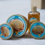 Wild Argan Oil Line from The Body Shop