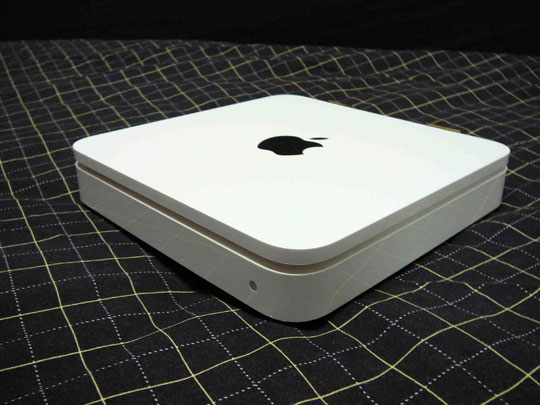 Apple Time Capsule mod