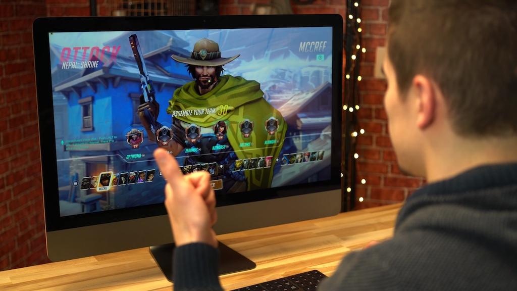 iMac Pro: Wie gut laufen Spiele auf Apples neuen Profi-Mac? [Video] › Macerkopf