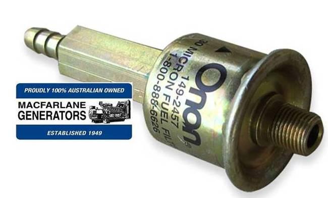 149-2457 Onan Fuel Filter