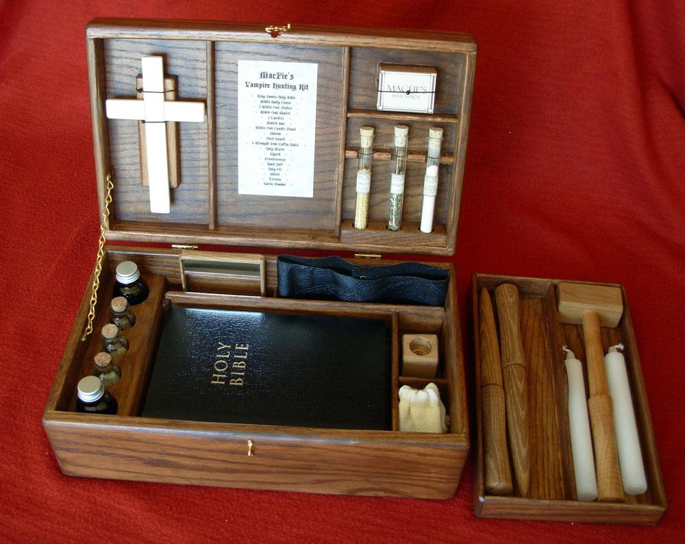Vampire Hunting Kits