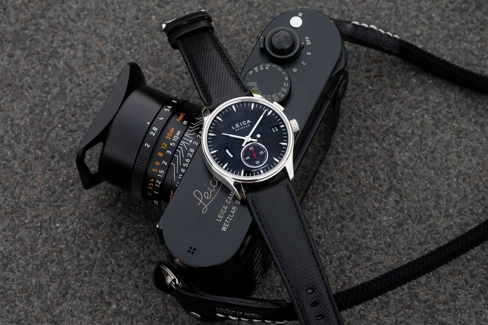 Leica enters the luxury watch market with the L1 and L2 - Macfilos