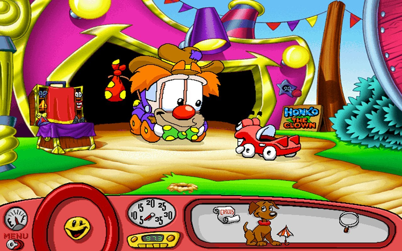 Car Wallpaper For Computer Put On Now Putt Putt 174 Joins The Circus Macgamestore Com