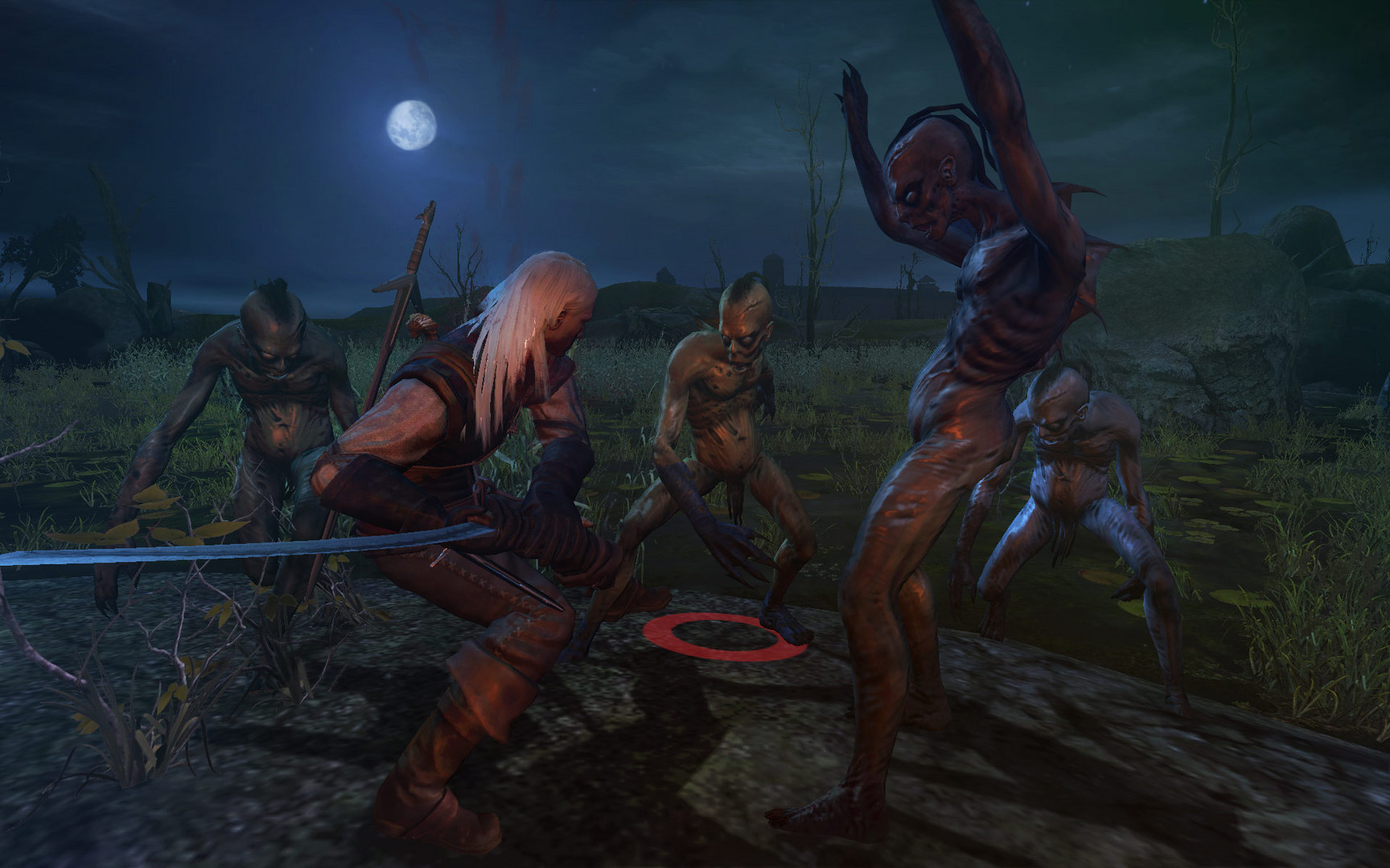 Wine 3d Wallpaper The Witcher Enhanced Edition Director S Cut