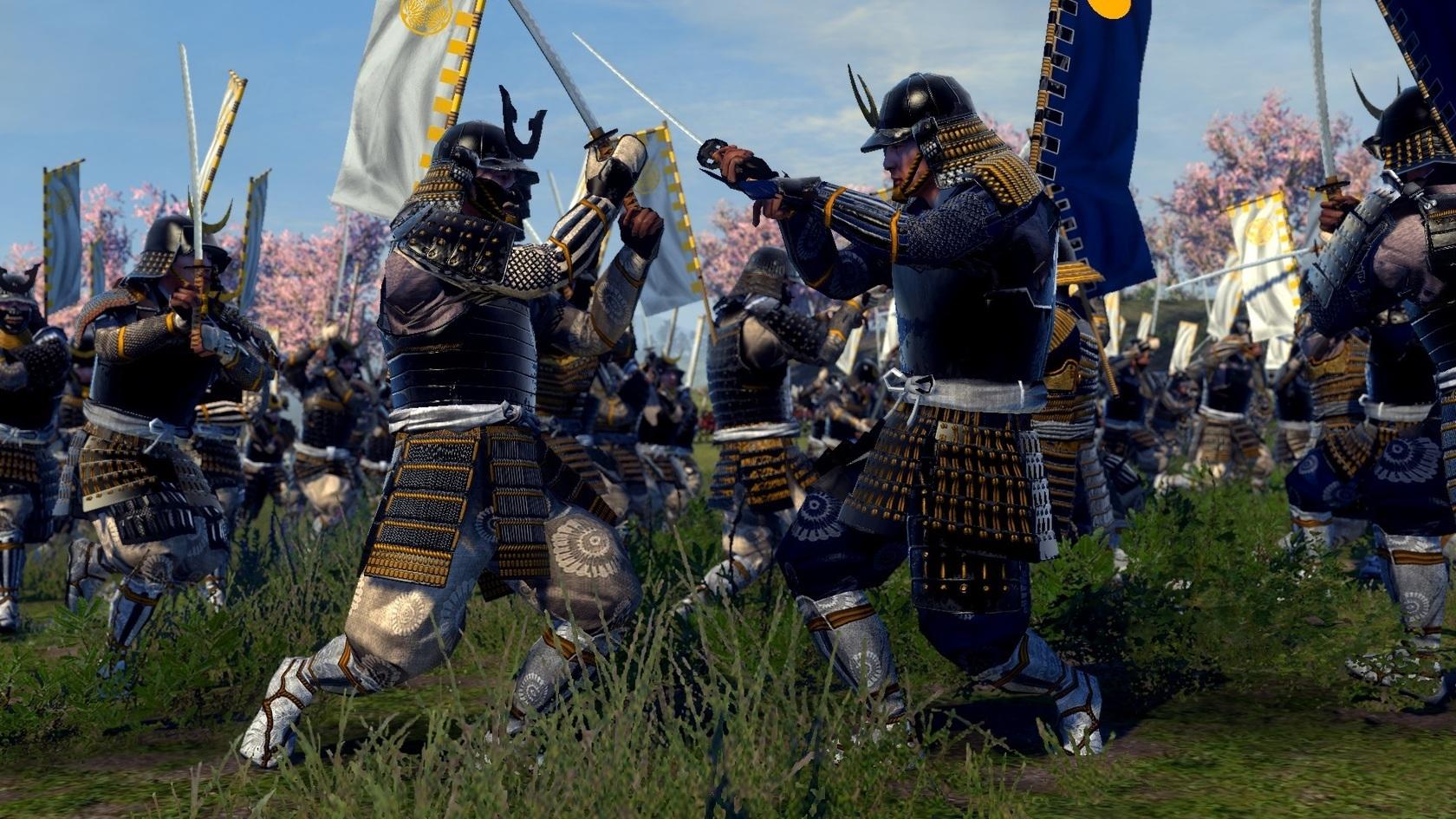 Total War Shogun 2 Fall Of The Samurai Wallpaper Total War Shogun 2 Collection Macgamestore Com