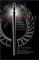 "Cover of ""On Combat: The Psychology and P..."