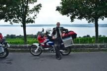 Bodensee: Schlechtes Wetter und gute Laune
