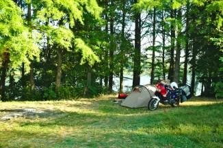 Bulgarien: Nicht der schlechteste Platz fürs erste mal Wildcampen