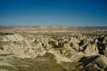 Kappadokien: Göreme im Zentrum des Nationalparks