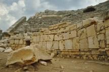Patara: Mehr Ruinen, mehr Theater