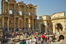 Ephesos: Die Celsus Bibliothek