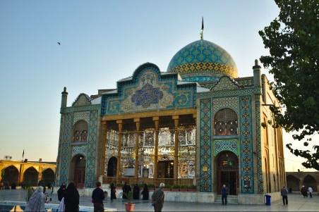 Qazvin: Der Schrein zu Ehren des Märtyrers Imam Hossein