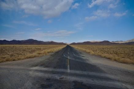 Iran: Langsam wird die Landschaft flacher