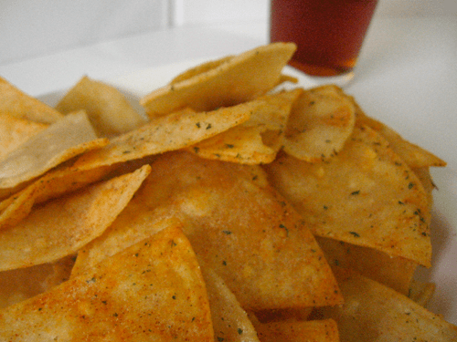 Final chips