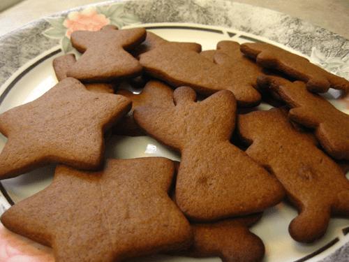 Stellar cookies.