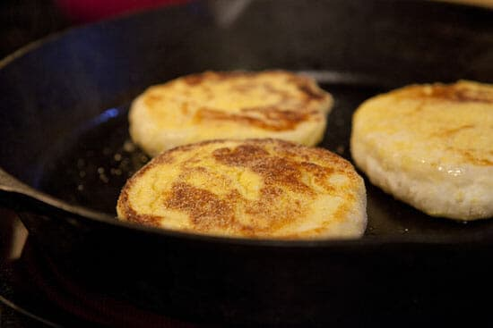 Perfect Homemade english muffins