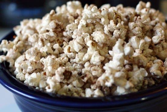 Five Spice Popcorn