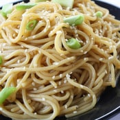 Blog Chef: Sesame Noodles