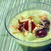 Im A Food Blog: White Gazpacho