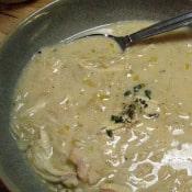 We Are Never Full: Avgolemono Soup